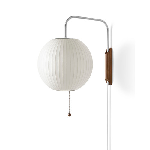 Nelson Ball Wall Sconce by Herman Miller