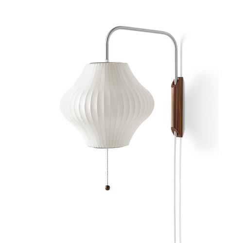 Nelson Pear Wall Sconce by Herman Miller