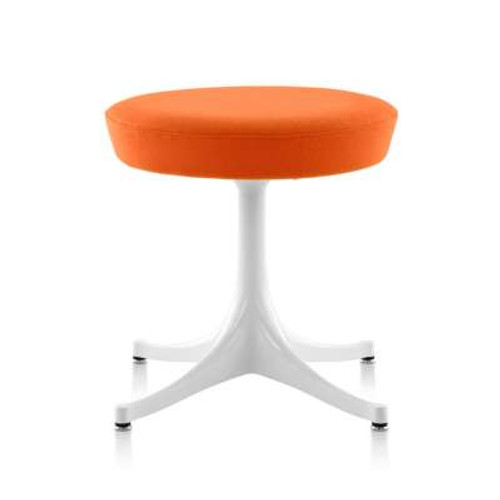 Nelson Pedestal Stool by Herman Miller