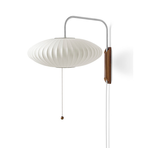 Nelson Saucer Wall Sconce by Herman Miller