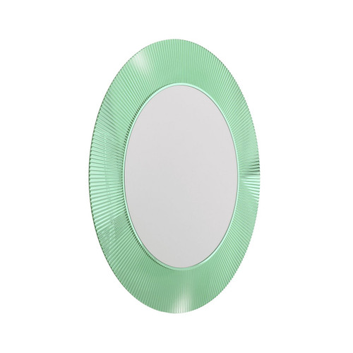 All Saints Transparent Mirror by Kartell