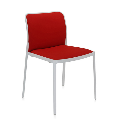 Audrey Soft Chair by Kartell, Set of 2
