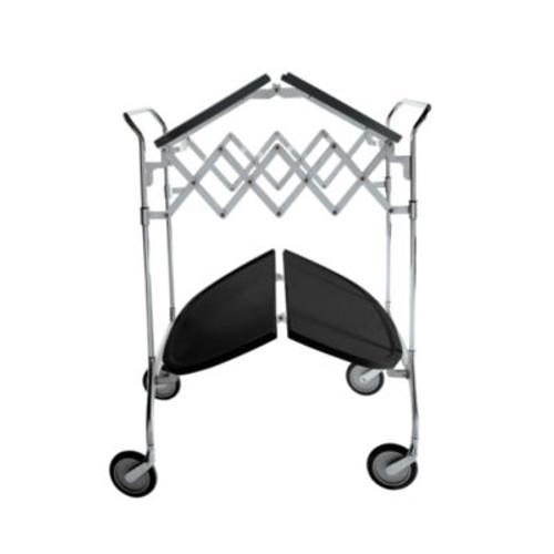 Gastone Folding Trolley by Kartell