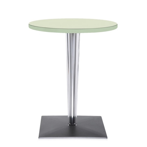 Outdoor Top Top Table by Kartell, Square Base