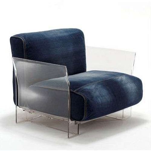 Pop Lounge Chair by Kartell