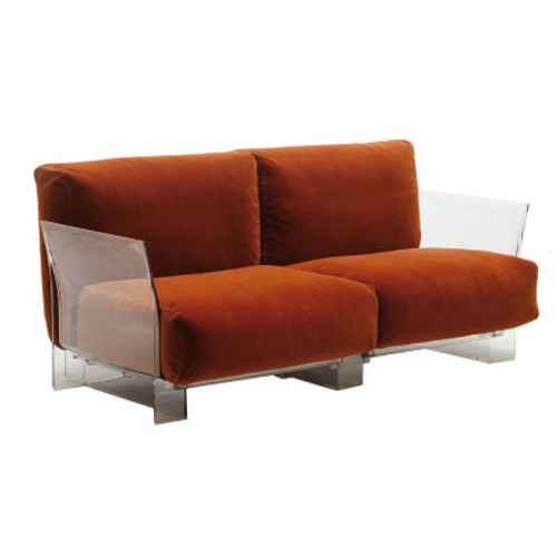 Pop Loveseat by Kartell