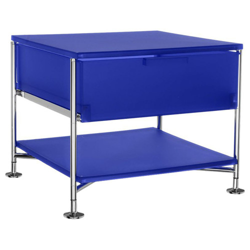 Mobil Drawer Container with Feets by Kartell