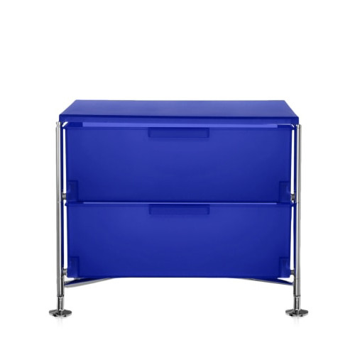 Mobil 2-Drawer Container by Kartell