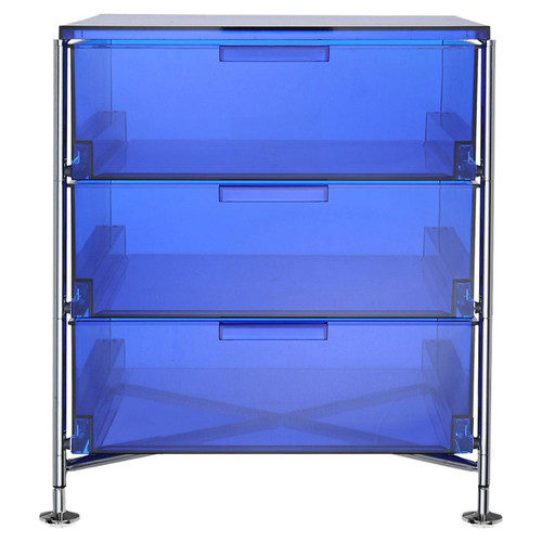 Mobil 3-Drawer Container by Kartell