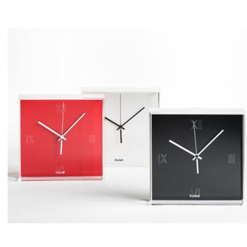 Tic and Tac Clock by Kartell