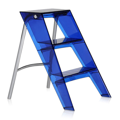 Upper Step Ladder by Kartell