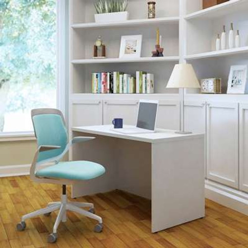"Currency 48"" Rectangle Desk by Steelcase"