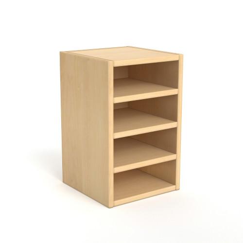 Currency Corner Shelf Unit by Steelcase