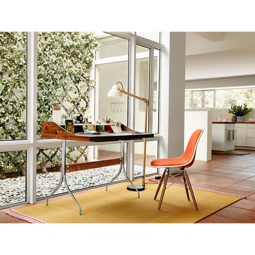 Nelson Swag Leg Desk by Herman Miller