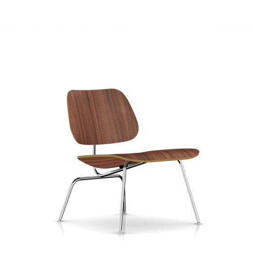 Eames Molded Plywood Lounge Chair by Herman Miller