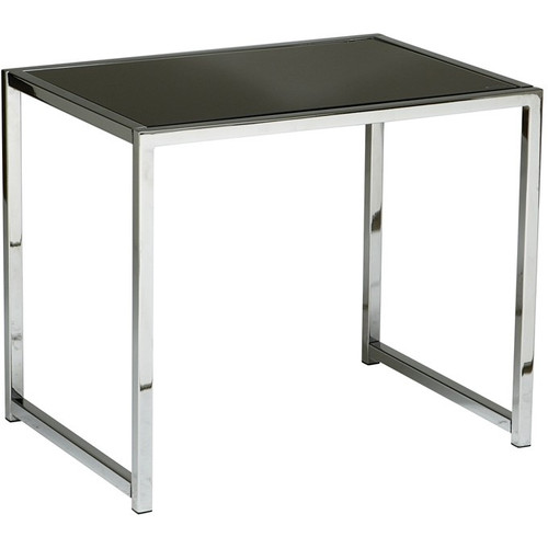 Work Smart Wall Street End Table