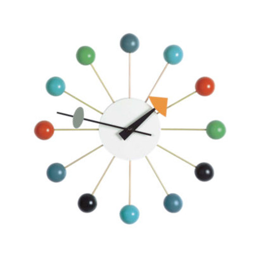 Nelson Ball Clock by Vitra