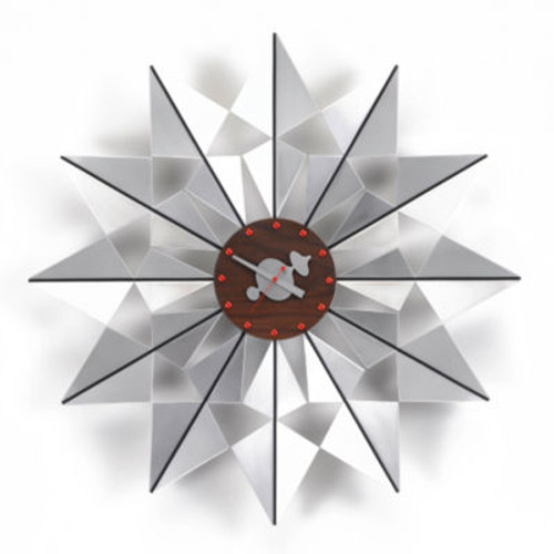 Nelson Flock of Butterflies Clock by Vitra