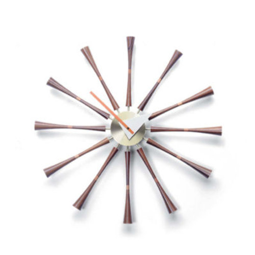 Nelson Spindle Clock by Vitra