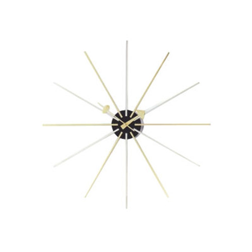 Nelson Star Clock by Vitra
