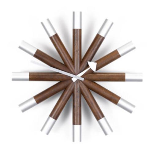 Nelson Wheel Clock by Vitra