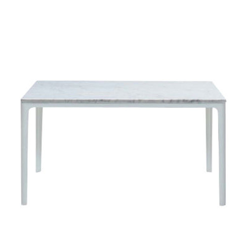 Plate Table with Marble by Vitra