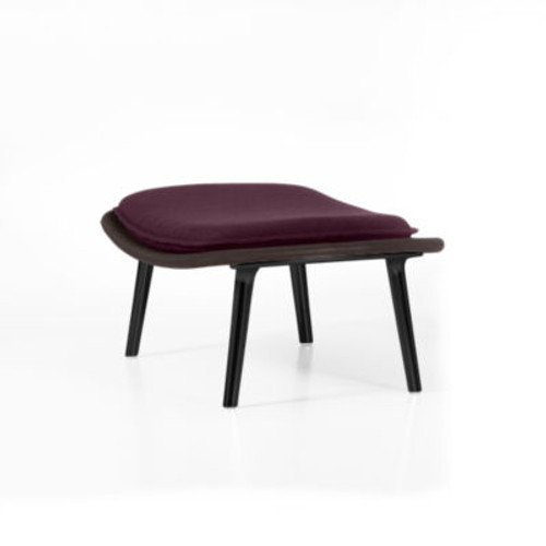 Slow Chair Ottoman by Vitra