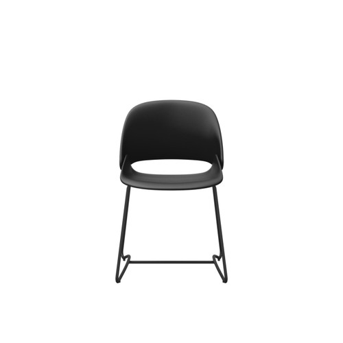 Irma Side Chair with Sled Base