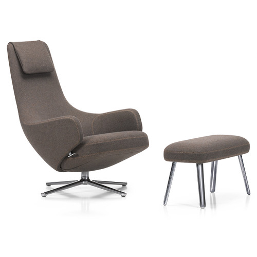 Repos Lounge Chair by Vitra