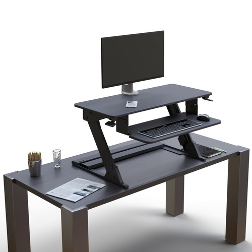 Passage Desk Converter by The Smarter Office