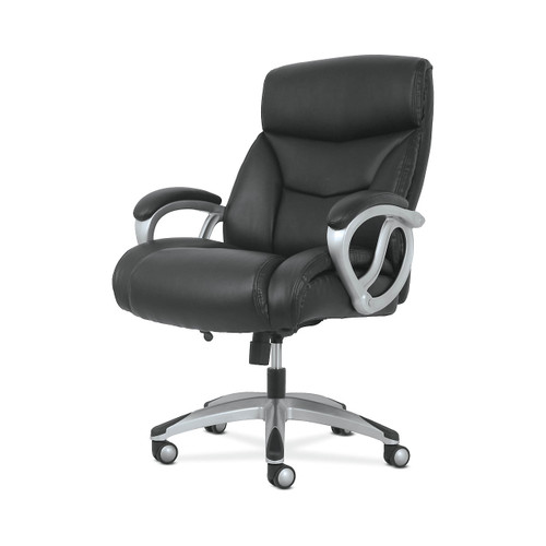 Sadie 3-Forty-One Big & Tall High-Back Leather Executive Chair by Hon