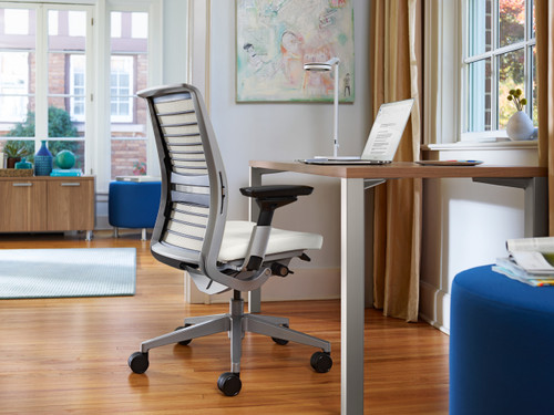 Currency Martin Desk by Steelcase
