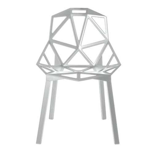 Chair One Stacking, Set of 2 by Magis