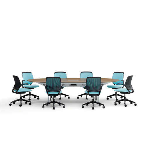 Turnstone Bivi Conference for Eight by Steelcase