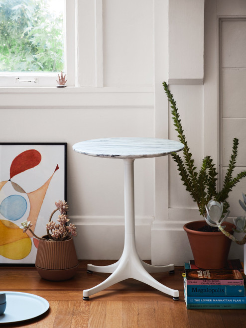 Nelson Small End Table by Herman Miller