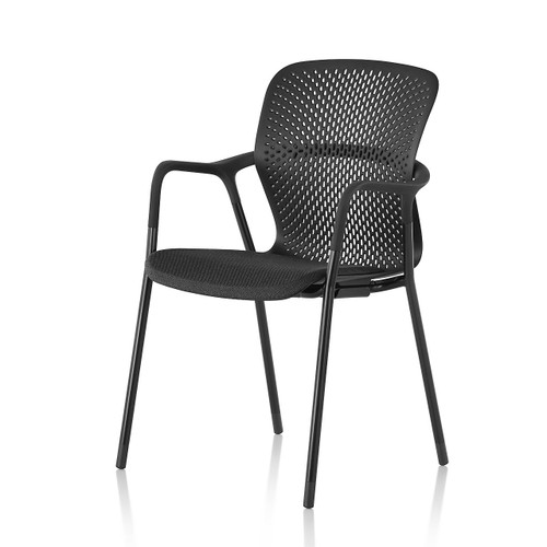Keyn Chair 4 Leg Base by Herman Miller