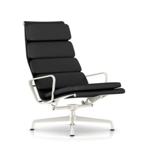 Eames Soft Pad Lounge Chair by Herman Miller
