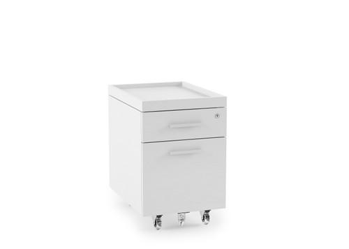 Centro Mobile File Pedestal 6407 by BDI