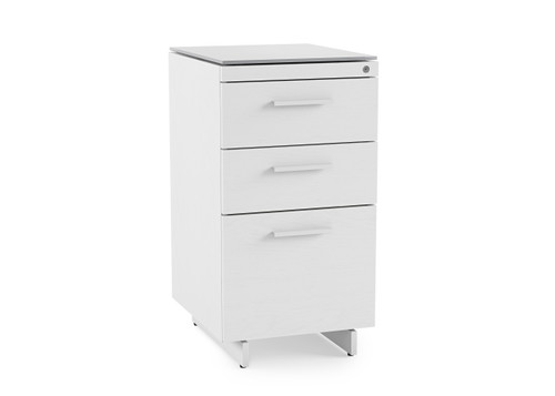 Centro 3-Drawer File Cabinet 6414 by BDI