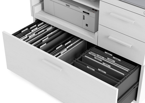 Centro Multi-function Cabinet 6417 by BDI