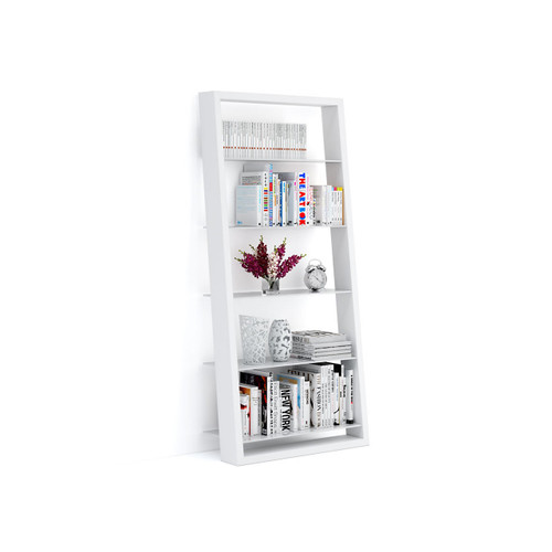 Eileen Blanc Leaning Shelf by BDI