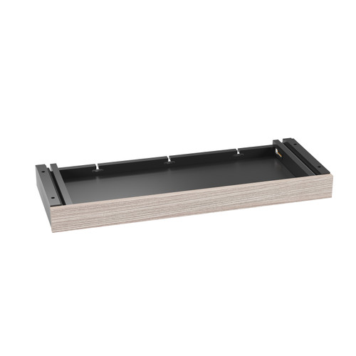 Stance Lift Desk Optional Keyboard Drawer by BDI