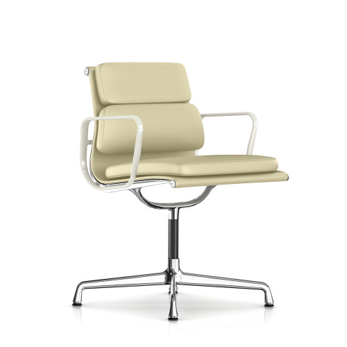 Eames Soft Pad Side Chair by Herman Miller