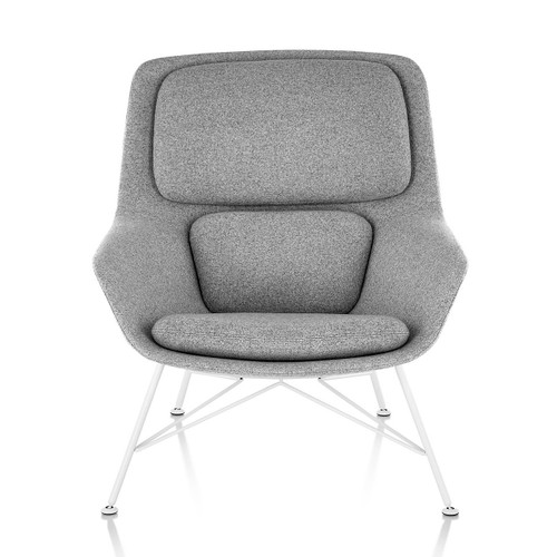 Striad Mid-Back Lounge Chair by Herman Miller