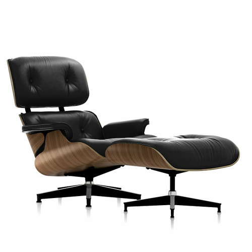 Eames Tall Lounge Chair and Ottoman - In Stock by Herman Miller