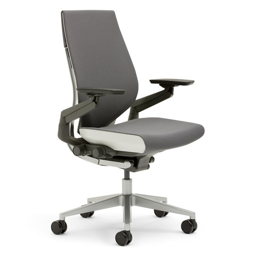 Gesture Chair, Leather, by Steelcase