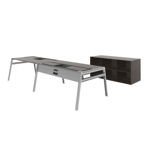 Bivi Office for Two by Steelcase