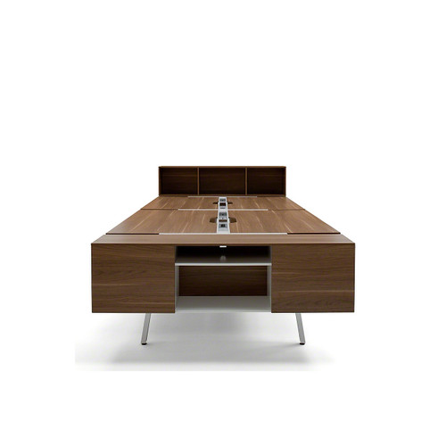 Bivi Shared Office for Four by Steelcase