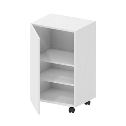 Campfire Mobile Storage Cabinet by Steelcase
