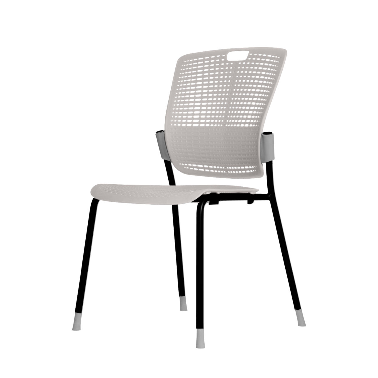 Cinto Chair in Light Grey by Humanscale